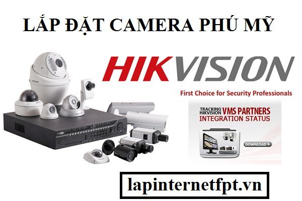 Lắp đặt camera Phú Mỹ