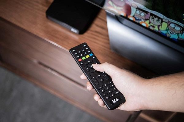Hình ảnh thực tế của bộ TV Box K+
