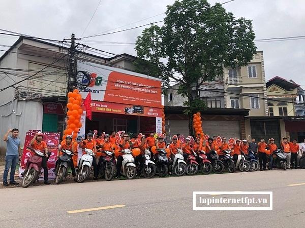 Chi nhánh Fpt Phú Bình