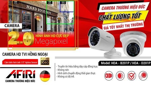 Lắp đặt camera ở Ninh Bình
