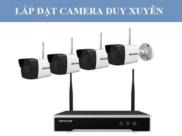 Lắp đặt camera huyện Duy Xuyên