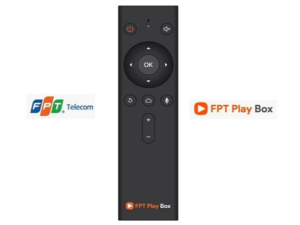 Giá bán Remote Fpt play box