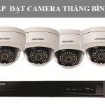 Lắp Đặt Camera ở tại Huyện Thăng Bình