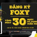 Ứng Dụng Foxy – Thoải mái xem truyền hình Fpt trên điện thoại