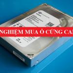 Cách chọn ổ cứng Camera phù hợp hệ thống an ninh