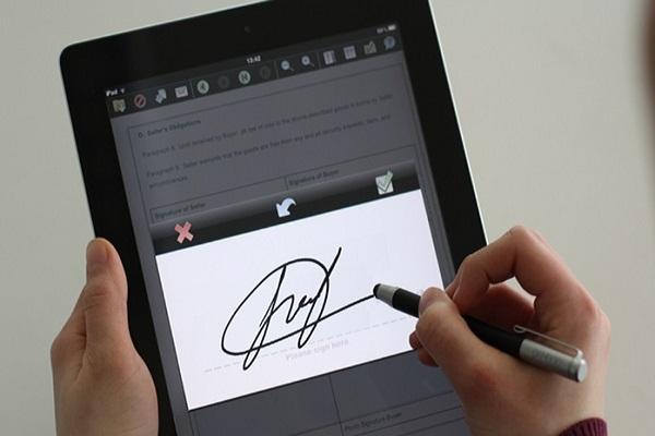 Quy trình ký kết hợp đồng điện tử Fpt ra sao ?