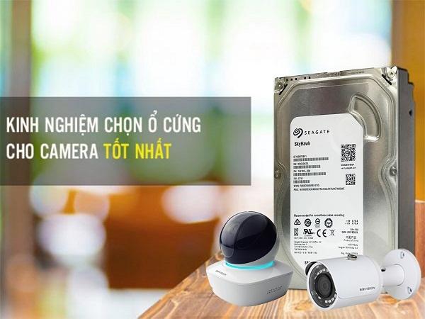 Cách Chọn Mua Ổ Cứng Đầu Ghi Camera
