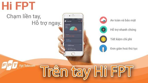 Hướng dẫn cài đặt và sử dụng Hi Fpt trên điện thoại