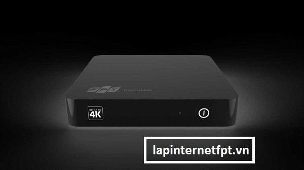 Đầu thu truyền hình Fpt chuẩn 4K