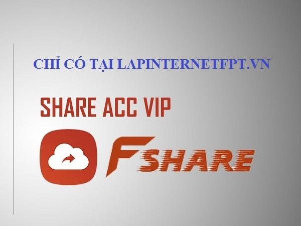 Share Acc Vip Fshare