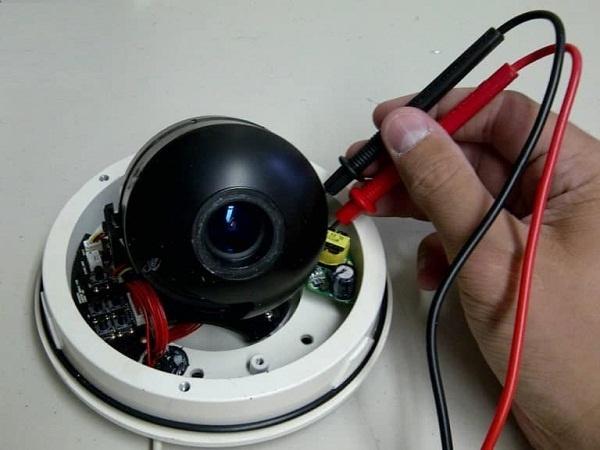 Một số nguyên nhân dẫn đến camera không lên hình