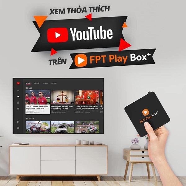 Fpt Play Box Dĩ An