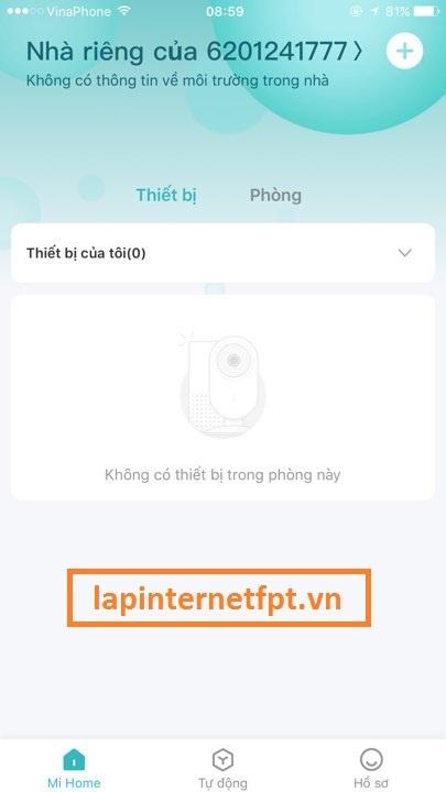 Tiến hành cấu hình repeater Wifi Xiaomi