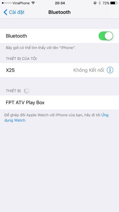 Cách kết nối điện thoại smartphone với loa Bluetooth