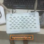 Cách cấu hình modem cáp quang Gpon F600W trong 4 bước