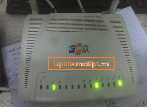 Router / Modem Fpt