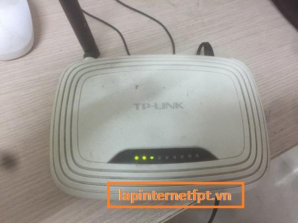 Các bước cấu hình modem TpLink TL-WR740N