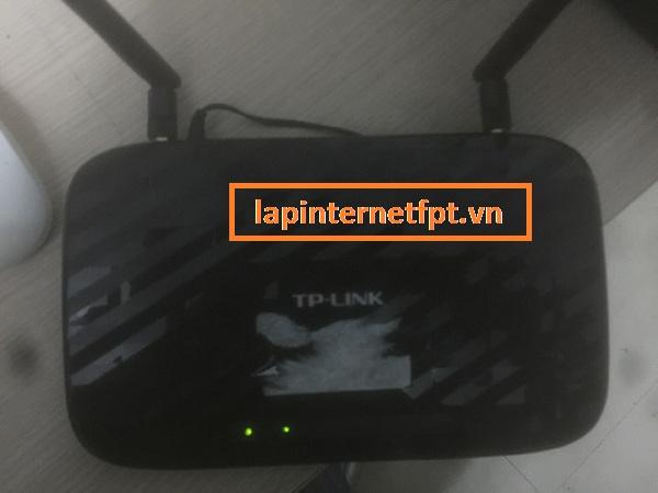 Reset modem Acher C2 về dạng mặc định