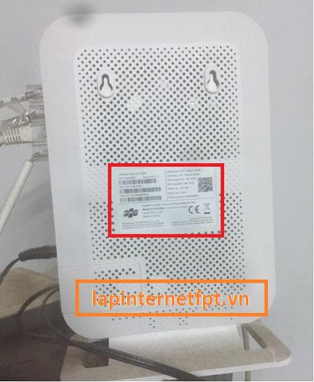 Đổi Mật Khẩu Wifi Fpt G97RG6M