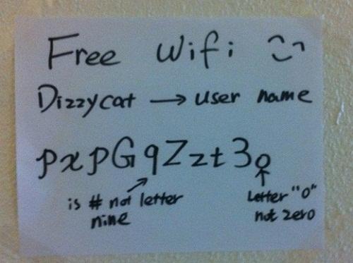 Đặt mật khẩu wifi có độ khó cao như thế nào