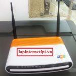 Các dòng Router / Modem Fpt phổ biết được cung cấp