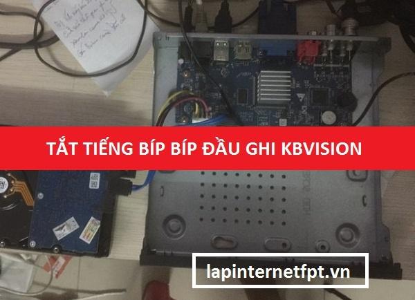 tắt tiếng kêu bíp bíp do lỗi không ổ cứng