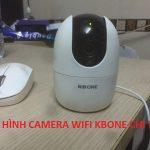 Hướng dẫn cấu hình camera wifi Kbone xem qua điện thoại