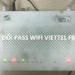 Thủ thuật tự thay đổi mật khẩu wifi modem Viettel F608