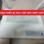 Cách giới hạn số người truy cập vào wifi Viettel VNPT