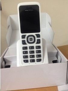 Điện thoại bàn Homephone X1205 không dây gắn Sim Viettel