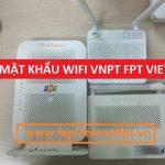 Hướng dẫn cách đổi mật khẩu wifi Fpt Viettel và VNPT