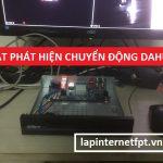 Làm sao bật phát hiện chuyển động camera Dahua