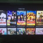Cách xem phim TVB, phim Trung Quốc, Hàn Quốc trên Fpt play box