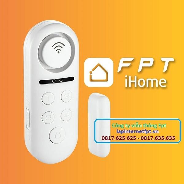 Lợi ích có được khi sử dụng thiết bị cảm biến cửa Fpt ihome