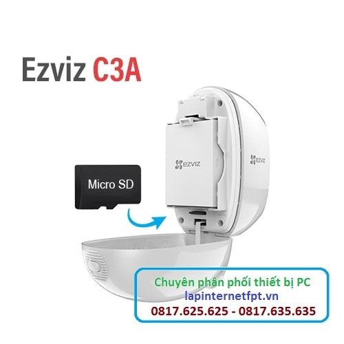 Cách sử dụng camera chạy bằng pin Ezviz