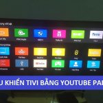 Điều khiển Tivi qua Smart phone bằng Youtube Pair