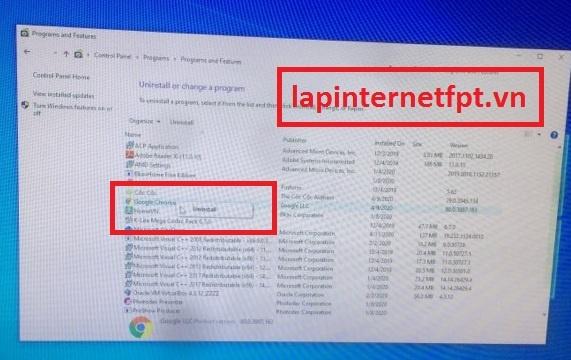 Giải phóng bộ nhớ ổ cứng máy tính trên Windows 10