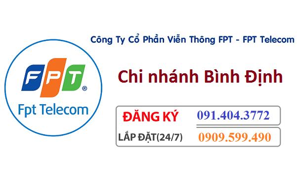 Tổng đài Fpt Bình Định
