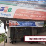 Văn Phòng Giao Dịch FPT Giá Rại Ở Khu vực Hộ Phòng