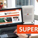 Gói Super80 Fpt tốc độ 80 Mbps giá rẻ nhiều ưu đãi hấp dẫn
