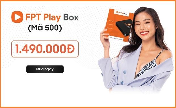 Giá bán Fpt play Box 2020 Ram 1G