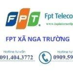 Đăng ký internet fpt xã Nga Trường ở Nga Sơn, Thanh Hóa