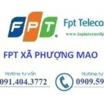 Lắp internet fpt xã Phượng Mao tại Quế Võ, Bắc Ninh