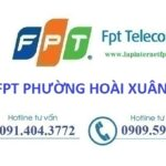 Lắp mạng wifi fpt phường Hoài Xuân tại Hoài Nhơn, Bình Định