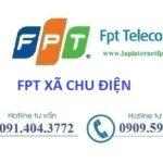 Lắp internet fpt xã Chu Điện tại Lục Nam,  Bắc Giang